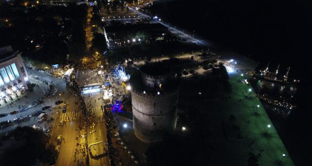 Επίσημο βίντεο 6ου Protergia Διεθνούς Νυχτερινού Ημιμαραθωνίου Θεσσαλονίκης